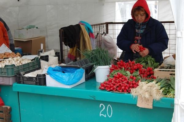 Piaţa agroalimentară Făgăraş
