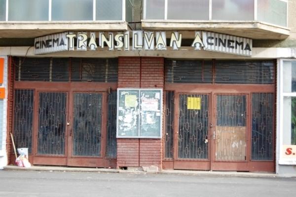 Fostul cinematograf Transilvania