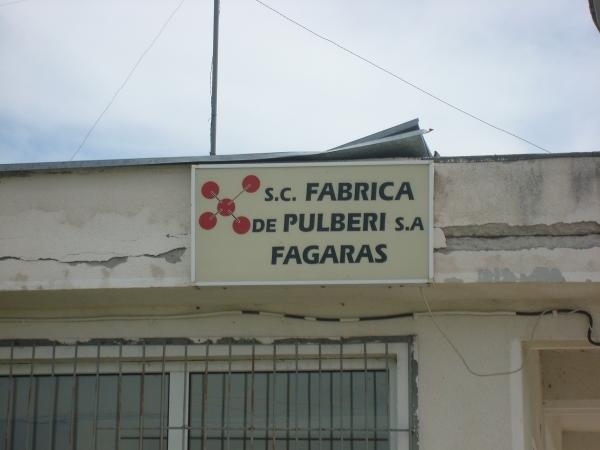 Fabrica de Pulberi Făgăraş