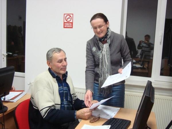 Florina Peptea - presedinte Asociaţia pentru Participare Cetăţenească