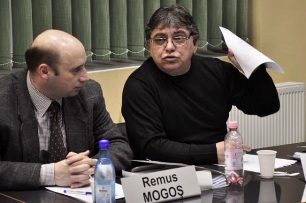 dr. Ion Mehedinţu - dreapta
