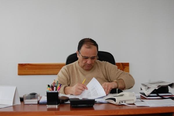 ing. Vasile Manta - directorul sucursalei fagarasene a SC Apa Canal SA