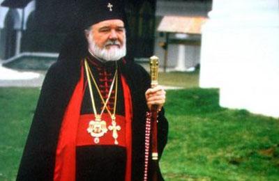 IPS Antonie Plamadeala la Manastirea Sambata