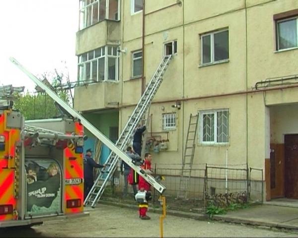 foto Pompierii Fagaras (facebook)