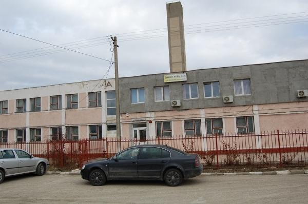 sediul Salco Serv Făgăraş
