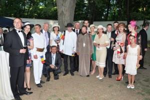 Delegaţia făgărăşenilor la Casa Regală - 2013