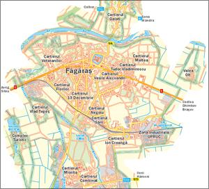 Harta Fagarasului