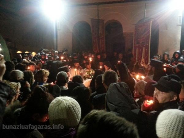 Slujba Invierii - Manastirea Brancoveanu_02