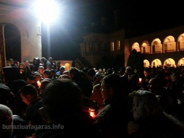 Slujba Invierii - Manastirea Brancoveanu_04