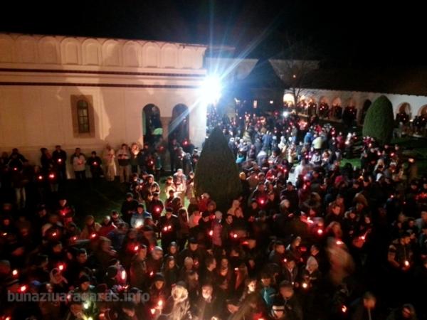 Slujba Invierii - Manastirea Brancoveanu_07