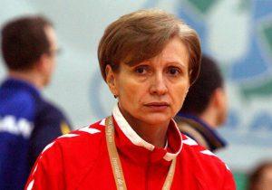 Mariana Târcă, din nou în teren