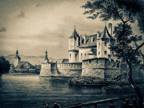 Cetatea la 1883