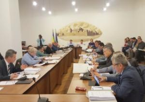 Ședință extraordinară a Consiliului Local