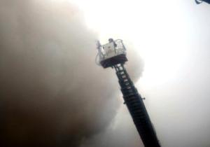Incendiu în Vlădeni