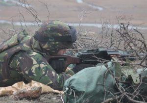 Un nou exercițiu militar la Cincu