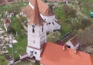 VIDEO   Biserica Evanghelică din Hălmeag, 800 de ani de istorie