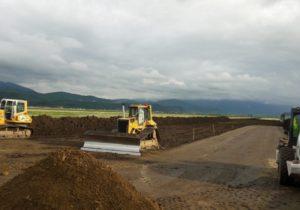 Stadiul lucrărilor la primul tronson din autostrada Brașov – Comarnic