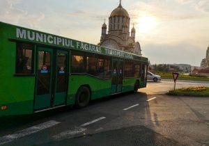 Transport gratuit cu autobuzul local, o săptămână, în septembrie