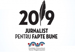 """""""Jurnalist pentru fapte bune"""", ediția 2019"""