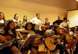 VIDEO | Copiii de la Atelierul de chitară au adus Crăciunul mai aproape
