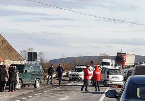 Accident cu victime pe DN1, la Vlădeni