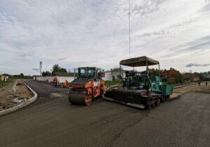 Făgăraș: continuă lucrările pe mai multe străzi